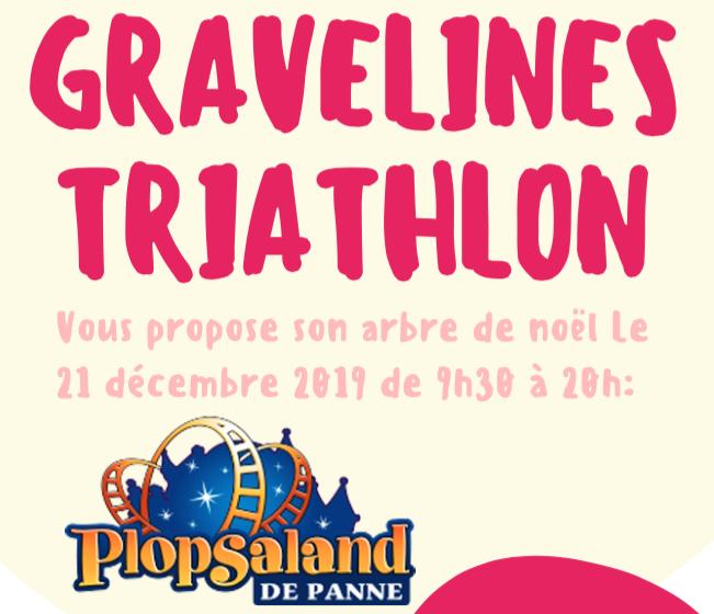 Arbre de Noel 2019 – Gravelines Triathlon