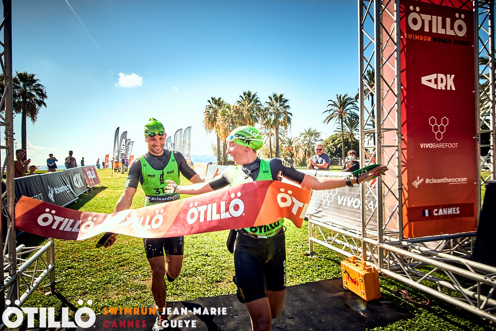 Swimrun Otillo Cannes