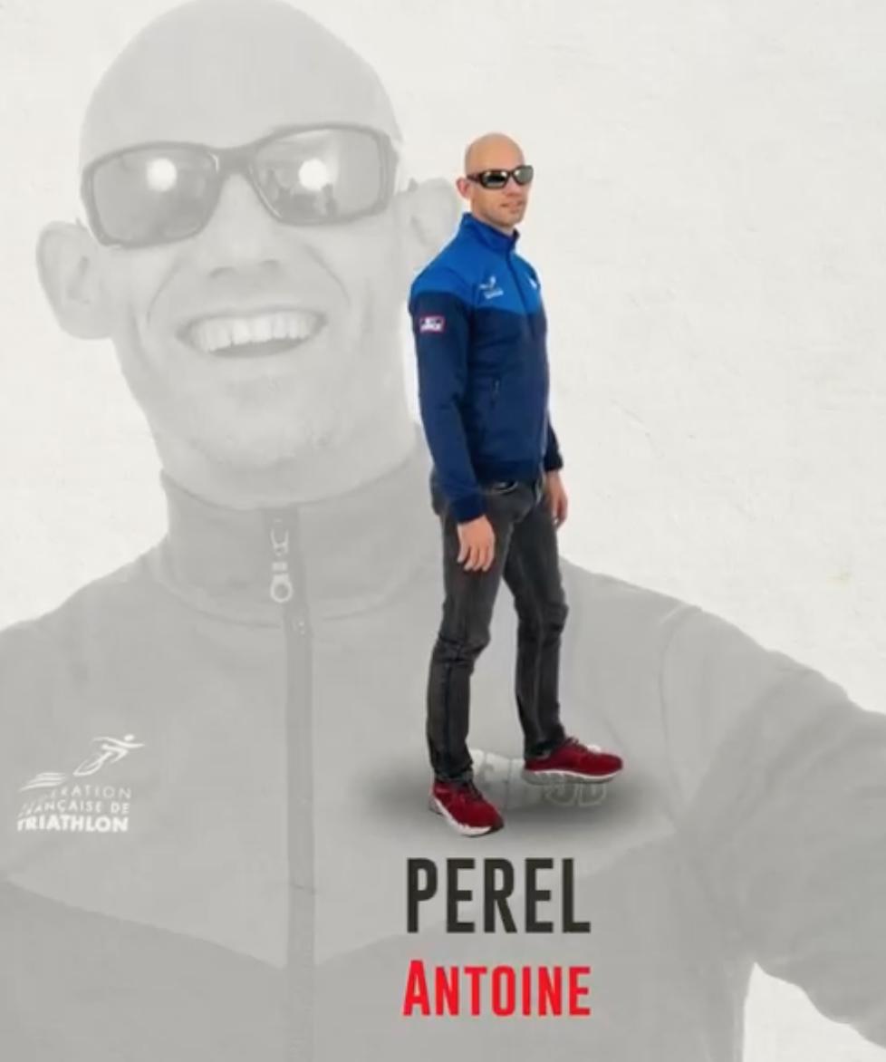 Portrait d'Athlète avec Antoine PEREL