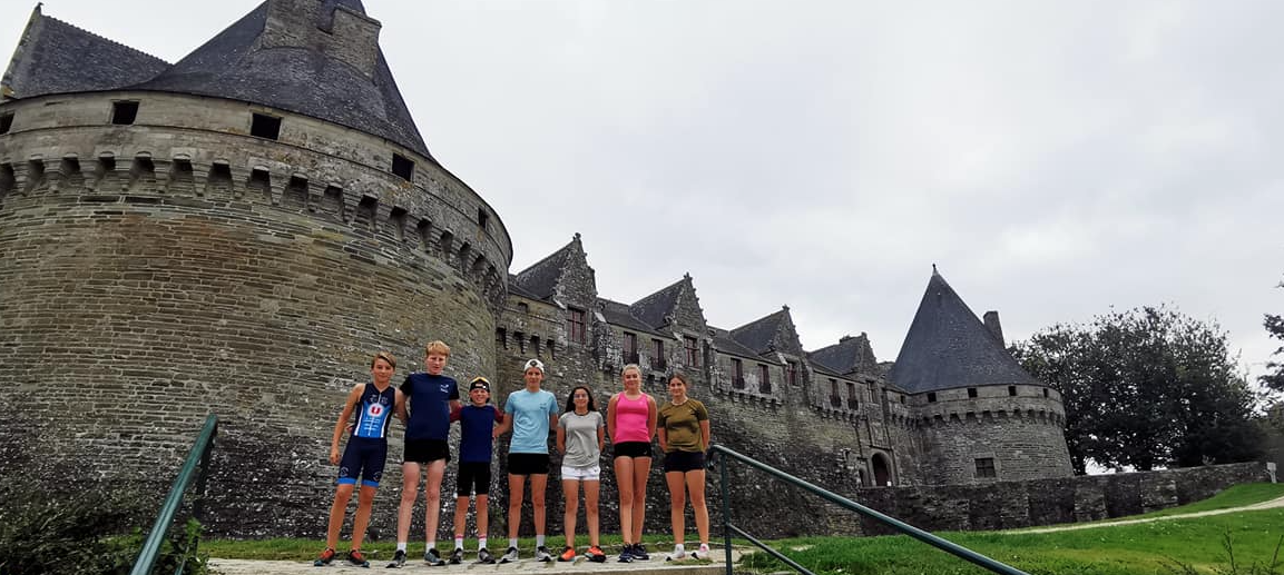 France Jeunes Aquathlon – Pontivy