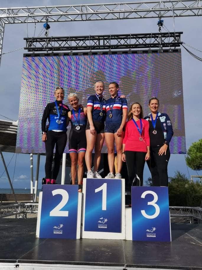 Championnat France Swim Run – île de Ré